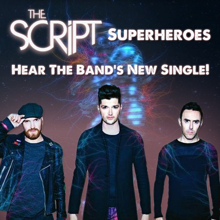 2 Европа Плюс - The Script - Superheroes