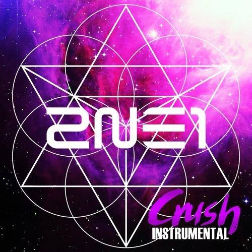 2NE1 - Crush (Instrumental)